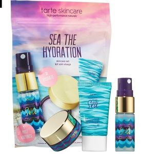 🏷Tarte Sea the Hydration Skincare Set